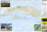 Cuba Adventure Map 3112 by National Geographic Maps - Front of map