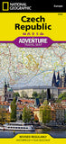 Buy map Czech Republic Adventure Map 3322 by National Geographic Maps