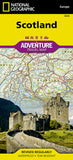 Buy map Scotland Adventure Map 3326 by National Geographic Maps