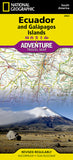 Buy map Ecuador and Galapagos Adventure Map 3403 by National Geographic Maps