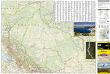 Bolivia Adventure Map 3406 by National Geographic Maps - Front of map