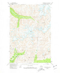 Anchorage D-6 Alaska Historical topographic map, 1:63360 scale, 15 X 15 Minute, Year 1950