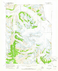 Atlin A-8 Alaska Historical topographic map, 1:63360 scale, 15 X 15 Minute, Year 1960