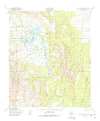 Bendeleben A-1 Alaska Historical topographic map, 1:63360 scale, 15 X 15 Minute, Year 1950