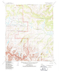 Bendeleben B-2 Alaska Historical topographic map, 1:63360 scale, 15 X 15 Minute, Year 1950