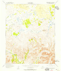 Bendeleben B-3 Alaska Historical topographic map, 1:63360 scale, 15 X 15 Minute, Year 1950