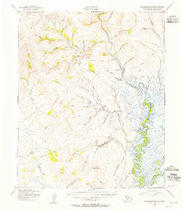Bendeleben B-6 Alaska Historical topographic map, 1:63360 scale, 15 X 15 Minute, Year 1950