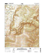 Bettles B-6 SW Alaska Current topographic map, 1:25000 scale, 7.5 X 7.5 Minute, Year 2016 from Alaska Maps Store