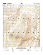 Chandler Lake C-3 NE Alaska Current topographic map, 1:25000 scale, 7.5 X 7.5 Minute, Year 2016 from Alaska Map Store