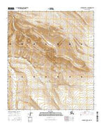 Chandler Lake C-3 NW Alaska Current topographic map, 1:25000 scale, 7.5 X 7.5 Minute, Year 2016 from Alaska Map Store