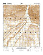 Chandler Lake C-4 NE Alaska Current topographic map, 1:25000 scale, 7.5 X 7.5 Minute, Year 2016 from Alaska Map Store