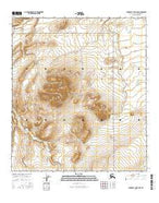 Chandler Lake C-5 SE Alaska Current topographic map, 1:25000 scale, 7.5 X 7.5 Minute, Year 2016 from Alaska Map Store