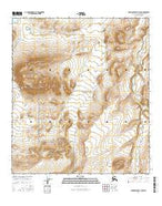 Chandler Lake C-5 SW Alaska Current topographic map, 1:25000 scale, 7.5 X 7.5 Minute, Year 2016 from Alaska Map Store