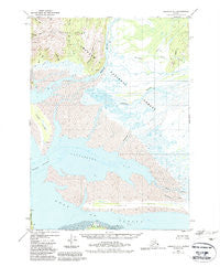Cordova A-1 Alaska Historical topographic map, 1:63360 scale, 15 X 15 Minute, Year 1950