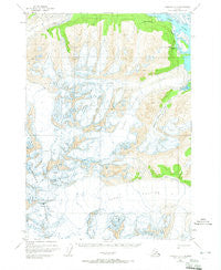 Cordova D-3 Alaska Historical topographic map, 1:63360 scale, 15 X 15 Minute, Year 1950