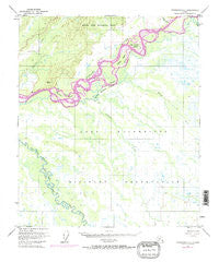Fairbanks C-3 Alaska Historical topographic map, 1:63360 scale, 15 X 15 Minute, Year 1950