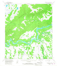 Fairbanks C-4 Alaska Historical topographic map, 1:63360 scale, 15 X 15 Minute, Year 1950