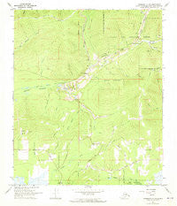 Fairbanks D-2 NE Alaska Historical topographic map, 1:24000 scale, 7.5 X 7.5 Minute, Year 1966