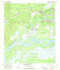 Fairbanks D-2 SW Alaska Historical topographic map, 1:24000 scale, 7.5 X 7.5 Minute, Year 1966