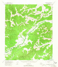 Fairbanks D-3 Alaska Historical topographic map, 1:63360 scale, 15 X 15 Minute, Year 1950
