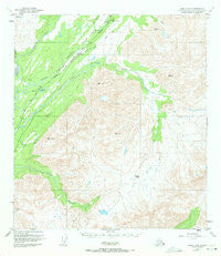 Healy A-5 Alaska Historical topographic map, 1:63360 scale, 15 X 15 Minute, Year 1950