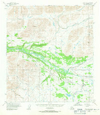 Healy B-3 Alaska Historical topographic map, 1:63360 scale, 15 X 15 Minute, Year 1950
