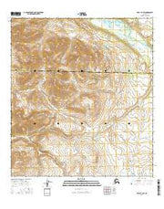 Healy B-3 SW Alaska Current topographic map, 1:25000 scale, 7.5 X 7.5 Minute, Year 2016 from Alaska Maps Store