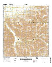Healy B-4 SE Alaska Current topographic map, 1:25000 scale, 7.5 X 7.5 Minute, Year 2016 from Alaska Maps Store