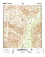 Healy D-2 NW Alaska Current topographic map, 1:25000 scale, 7.5 X 7.5 Minute, Year 2016 from Alaska Map Store