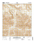 Healy D-3 NE Alaska Current topographic map, 1:25000 scale, 7.5 X 7.5 Minute, Year 2016 from Alaska Map Store