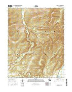 Hughes A-3 NW Alaska Current topographic map, 1:25000 scale, 7.5 X 7.5 Minute, Year 2016 from Alaska Map Store