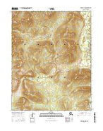 Hughes B-4 NW Alaska Current topographic map, 1:25000 scale, 7.5 X 7.5 Minute, Year 2016 from Alaska Map Store