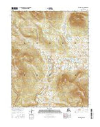 Hughes C-1 SE Alaska Current topographic map, 1:25000 scale, 7.5 X 7.5 Minute, Year 2016 from Alaska Map Store