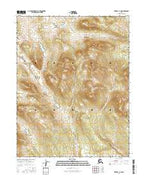 Hughes C-1 SW Alaska Current topographic map, 1:25000 scale, 7.5 X 7.5 Minute, Year 2016 from Alaska Map Store