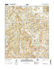 Kateel River A-1 NW Alaska Current topographic map, 1:25000 scale, 7.5 X 7.5 Minute, Year 2016 from Alaska Maps Store