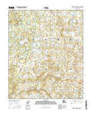Kateel River A-2 NW Alaska Current topographic map, 1:25000 scale, 7.5 X 7.5 Minute, Year 2016 from Alaska Maps Store