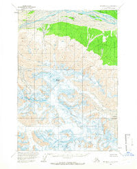 McCarthy C-2 Alaska Historical topographic map, 1:63360 scale, 15 X 15 Minute, Year 1959