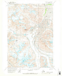 McCarthy C-3 Alaska Historical topographic map, 1:63360 scale, 15 X 15 Minute, Year 1959