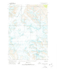 McCarthy D-4 Alaska Historical topographic map, 1:63360 scale, 15 X 15 Minute, Year 1960