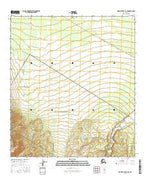 Mount Hayes D-3 SE Alaska Current topographic map, 1:25000 scale, 7.5 X 7.5 Minute, Year 2016 from Alaska Map Store