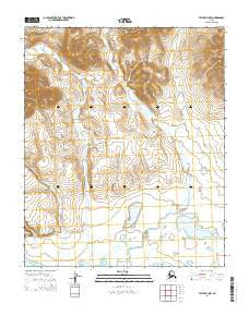 Teller B-4 NW Alaska Current topographic map, 1:25000 scale, 7.5 X 7.5 Minute, Year 2014
