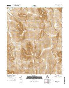 Teller C-1 SW Alaska Current topographic map, 1:25000 scale, 7.5 X 7.5 Minute, Year 2014