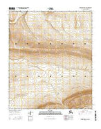 Utukok River A-2 NE Alaska Current topographic map, 1:25000 scale, 7.5 X 7.5 Minute, Year 2016 from Alaska Map Store