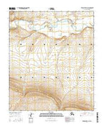 Utukok River A-3 NE Alaska Current topographic map, 1:25000 scale, 7.5 X 7.5 Minute, Year 2016 from Alaska Map Store