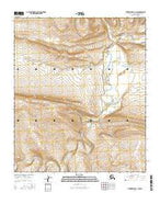 Utukok River A-3 NW Alaska Current topographic map, 1:25000 scale, 7.5 X 7.5 Minute, Year 2016 from Alaska Map Store