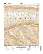 Utukok River A-4 NE Alaska Current topographic map, 1:25000 scale, 7.5 X 7.5 Minute, Year 2016 from Alaska Map Store