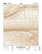 Utukok River A-4 NW Alaska Current topographic map, 1:25000 scale, 7.5 X 7.5 Minute, Year 2016 from Alaska Map Store