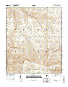 Utukok River B-1 NE Alaska Current topographic map, 1:25000 scale, 7.5 X 7.5 Minute, Year 2014