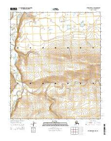 Utukok River B-4 NW Alaska Current topographic map, 1:25000 scale, 7.5 X 7.5 Minute, Year 2014