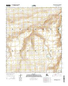 Utukok River B-5 NE Alaska Current topographic map, 1:25000 scale, 7.5 X 7.5 Minute, Year 2014